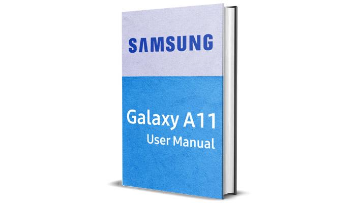 Samsung Galaxy A11 User Manual